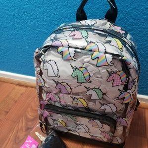 NWT Betsey Johnson Unicorn Backpack